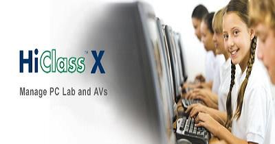Phòng học ngoại ngữ đa phương tiện Hiclass X