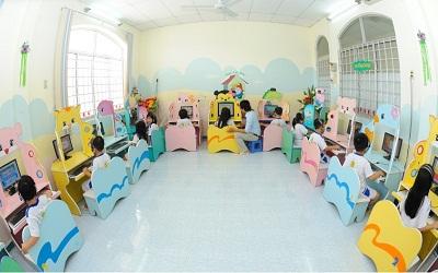 Phòng học Kidsmart