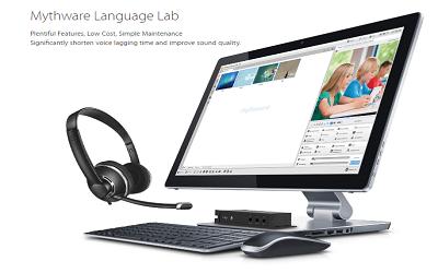 Giải pháp dạy và học ngoại ngữ Mythware MLL Cloud