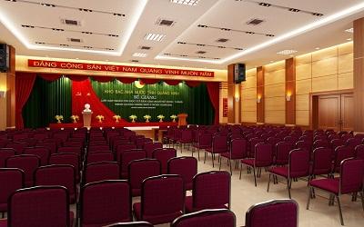 Giải pháp âm thanh ánh sáng phòng họp, hội thảo, hội trường, sân khấu