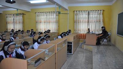 Giải pháp phòng dạy và học ngoại ngữ chuyên dụng Hiclass IK-600