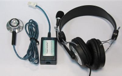 Bộ thí nghiệm ống nghe Addest